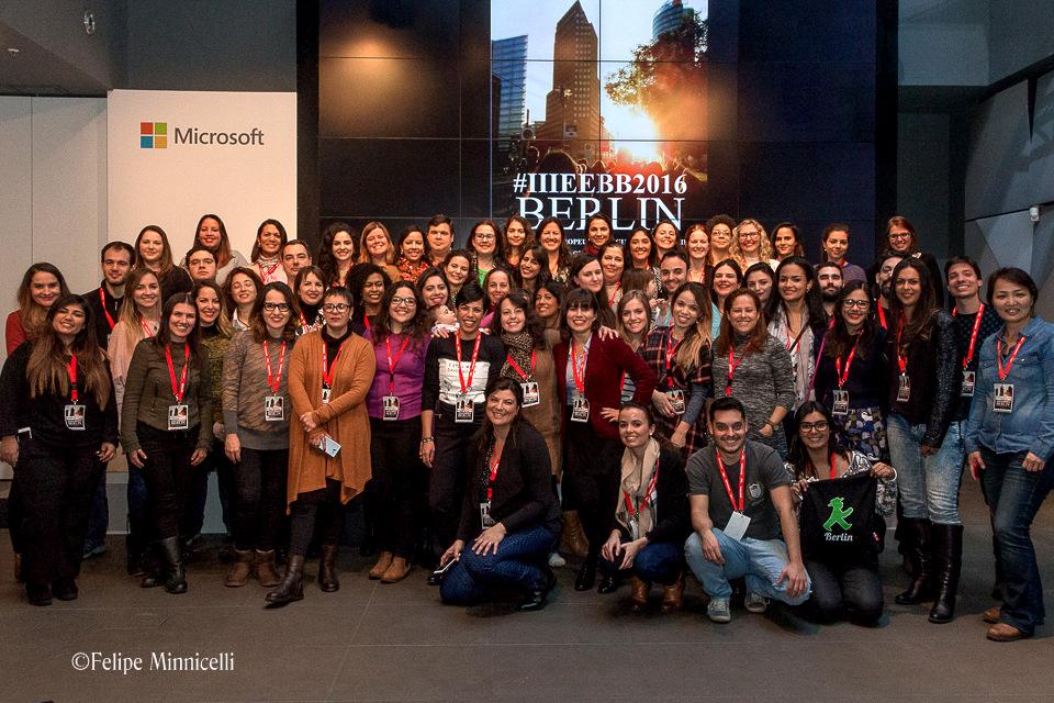 III Encontro Europeu de Blogueiros Brasileiros